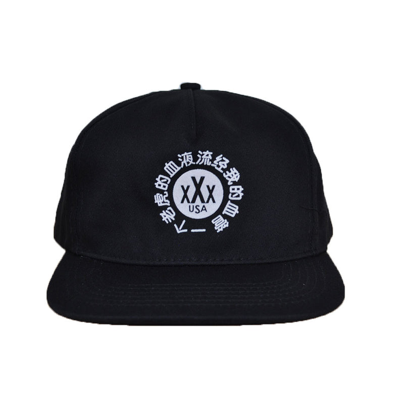 10Deep - Dojo Snapback, Black - The Giant Peach