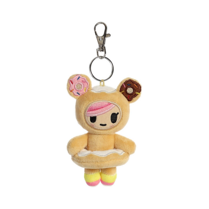 tokidoki - Donutella Plush Clip-On - The Giant Peach