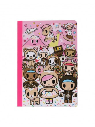 tokidoki - Donutella & her Sweet Friends Notebook