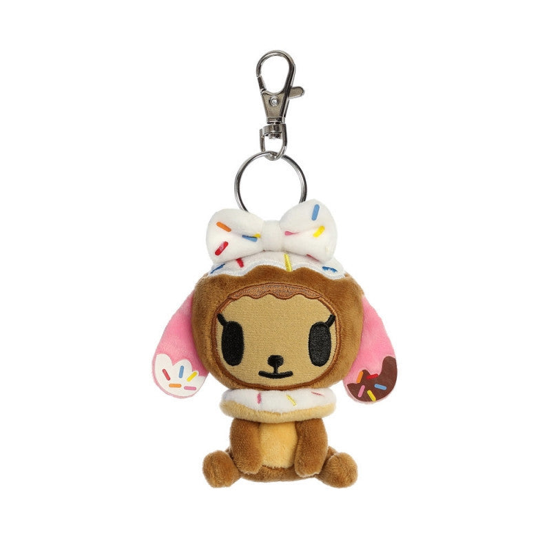 tokidoki - Donutina Plush Clip-On - The Giant Peach