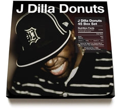 "J Dilla - Donuts 8 x 7"" Box Set, Vinyl - The Giant Peach - 1"