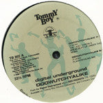 "Digital Underground - Doowutchyalike, 12"" Vinyl - The Giant Peach"