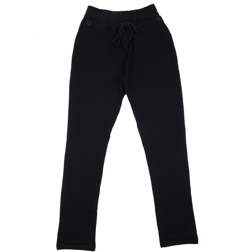 HELLZ - Drop It Women's Pants, Black - The Giant Peach