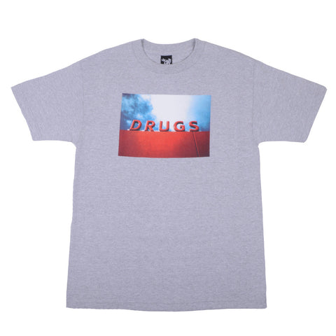 The Quiet Life - Drugs Men's Tee, Heather Grey