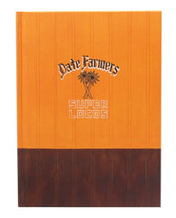 Fifty24SF - Date Farmers Super Locos, Hardcover - The Giant Peach