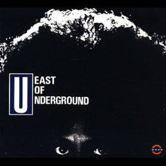 East Of Underground - S/T, CD - The Giant Peach