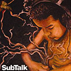 Sub-Conscious (Sub Con) - Subtalk, 2xLP Vinyl - The Giant Peach