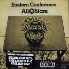 High & Mighty - Presents Eastern Conference All Stars, CD - The Giant Peach