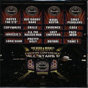 V/A - High & Mighty Presents Eastern Conference All Stars II, CD - The Giant Peach