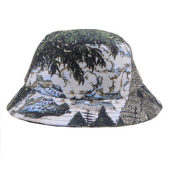 The Quiet Life - Eden Bucket Hat, Black - The Giant Peach - 1