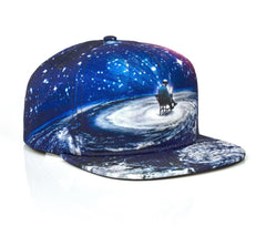 Imaginary Foundation - Edge of Tomorrow Snapback - The Giant Peach - 3