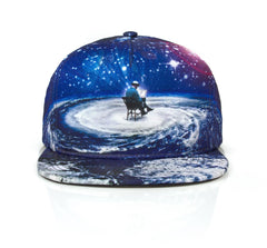Imaginary Foundation - Edge of Tomorrow Snapback - The Giant Peach - 1