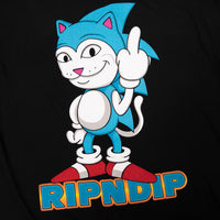 RIPNDIP - Nermhog Men's Tee, Black