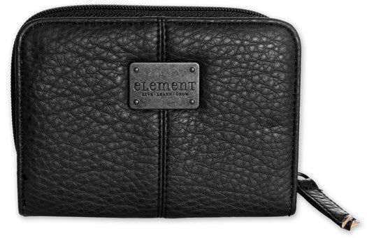 Eden by Element - Fillmore Wallet, Black - The Giant Peach