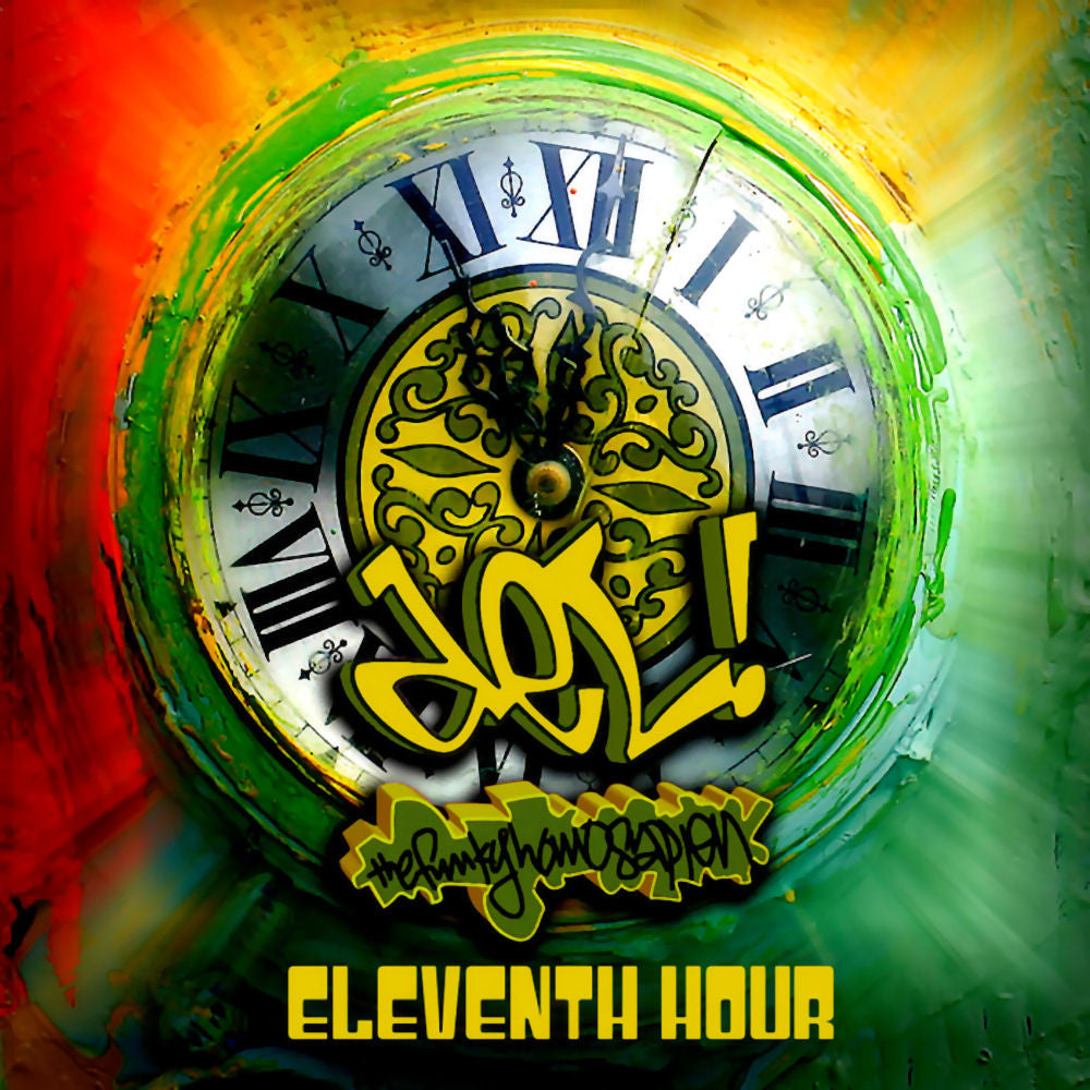 Del the Funky Homosapien - Eleventh Hour, 2xLP Vinyl - The Giant Peach