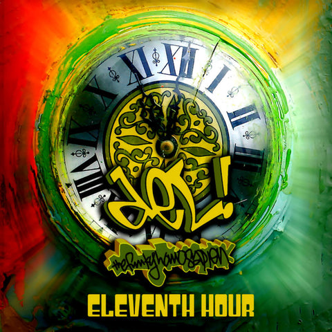 Del the Funky Homosapien - Eleventh Hour, CD