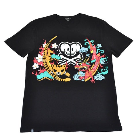 tokidoki TKDK - Emblem Men's Shirt, Black