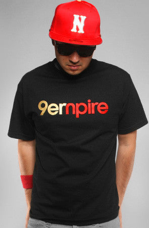 Adapt - Empire Men's Shirt, Black - The Giant Peach