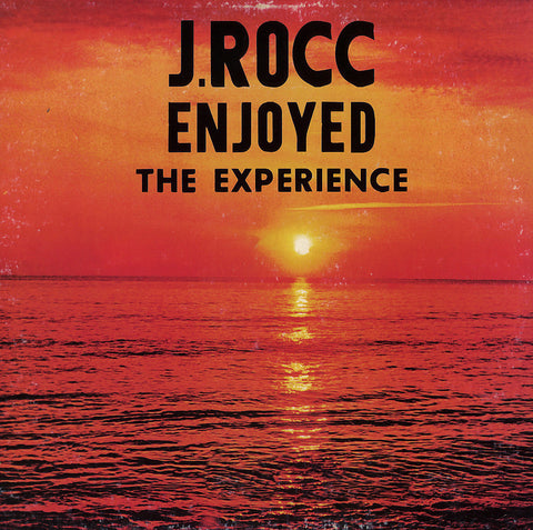 J.Rocc - Enjoyed The Experience, Vinyl - The Giant Peach - 1