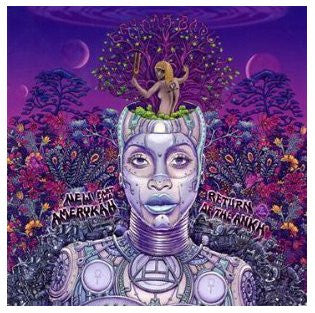 Erykah Badu - New AmErykah Part 2: Return Of The Ankh, CD - The Giant Peach