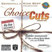 Esinchill and King Beef - Choice Cuts, CD - The Giant Peach