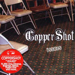 Coppershot - Issues, CD - The Giant Peach