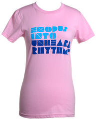 Oh No - Exodus Women's Shirt, Pink - The Giant Peach