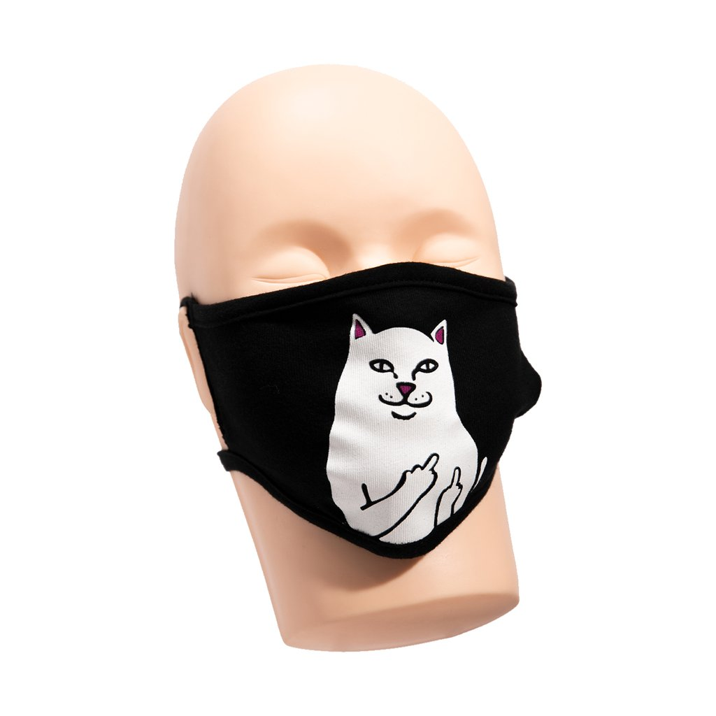 RIPNDIP - Lord Nermal Face Mask, Black
