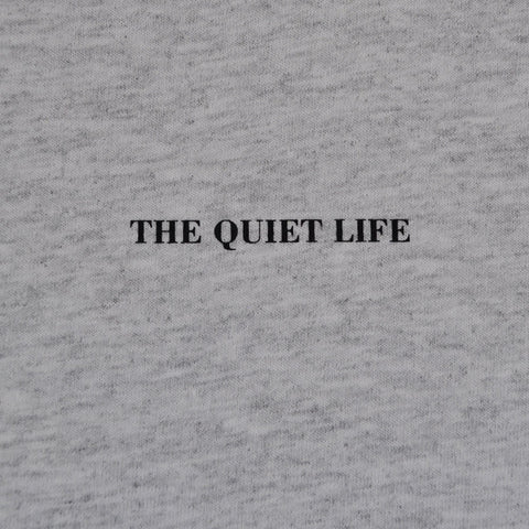 The Quiet Life - Face Off Men's Shirt, Ash Heather