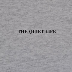 The Quiet Life - Face Off Men's Shirt, Ash Heather - The Giant Peach