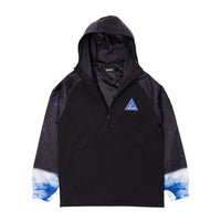 RIPNDIP - Galaxy Gypsy Men's Anorak Jacket, Black