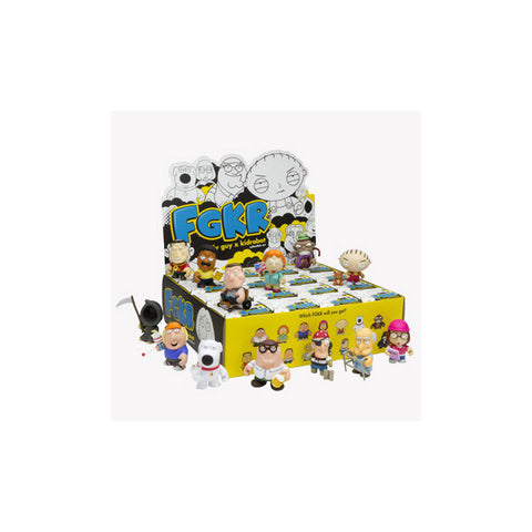 Kidrobot - 3-Inch Family Guy Mini Series (Blind Assortment)