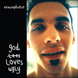Atmosphere - God Loves Ugly (Re-Issue), CD & DVD - The Giant Peach