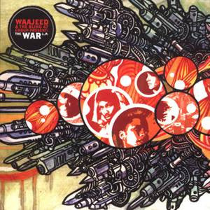 Waajeed Presents - The War LP, 2xCD - The Giant Peach