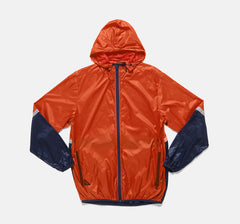 10Deep -  VCTRY Featherweight Men's Windbreaker, Red - The Giant Peach - 1