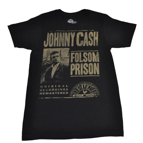 Johnny Cash - Folsom Prison Men
