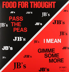 "The J.B.'s - Food For Thought, LP vinyl + bonus 7"" - The Giant Peach - 1"