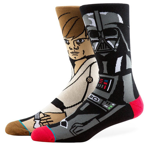 Stance - Force Men's Socks, Black
