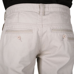 Staple - Forkball Men's Chino Pants, Khaki - The Giant Peach - 4