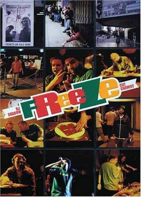 DJ Shadow & Cut Chemist - Freeze, DVD