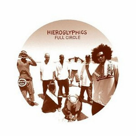 Hieroglyphics - Full Circle, CD