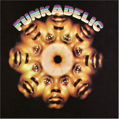 Funkadelic - S/T Funkadelic, LP Vinyl - The Giant Peach