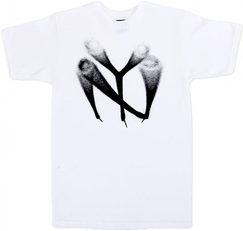 FIFTY24SF Gallery - David Choe NY Men's Shirt, White