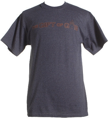 GIFT OF GAB - Logo Shirt, Charcoal