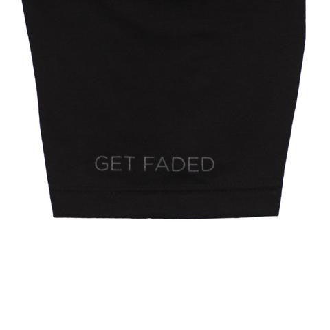 TRUE - Get Faded Men's Shirt, Black