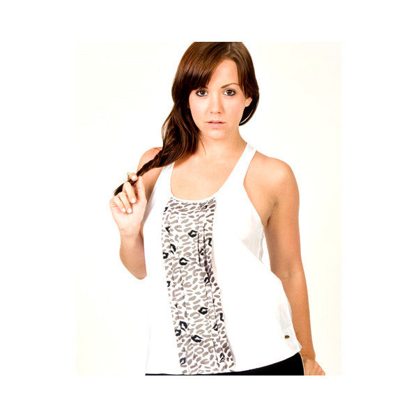 Married to the Mob - Giselle Women's Tank Top, White - The Giant Peach