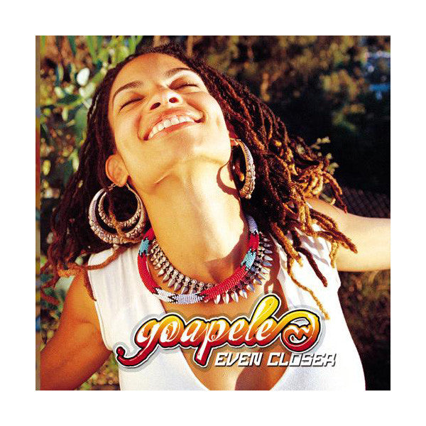 Goapele - Even Closer, CD - The Giant Peach