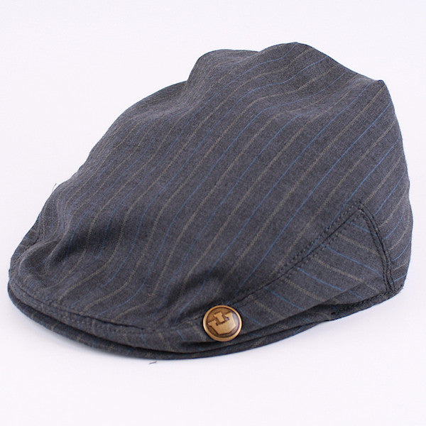 Goorin - Rooster Cap, Charcoal - The Giant Peach - 2