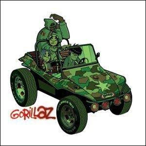 Gorillaz - Gorillaz, CD - The Giant Peach