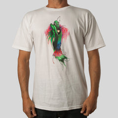 FIFTY24SF - Alex Pardee Gorton Men's Shirt, White - The Giant Peach - 3